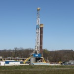 Shale gas drilling
