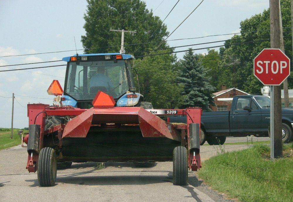 Pennsylvania transportation law changes may save farmers grief tom corbett signed a bill changing the pennsylvania vehicle code that exempts certain farm practices but also includes additional safety requirements for sciox Image collections