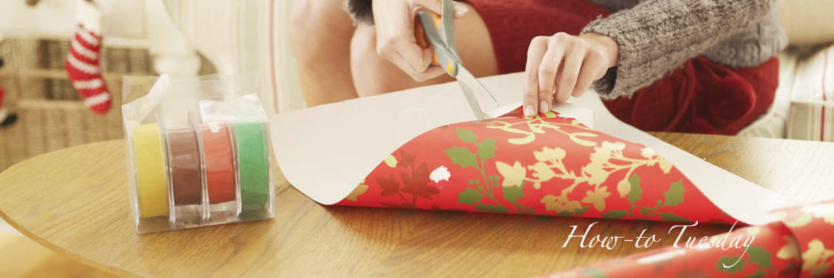 seven creative gift wrapping ideas farm and dairy