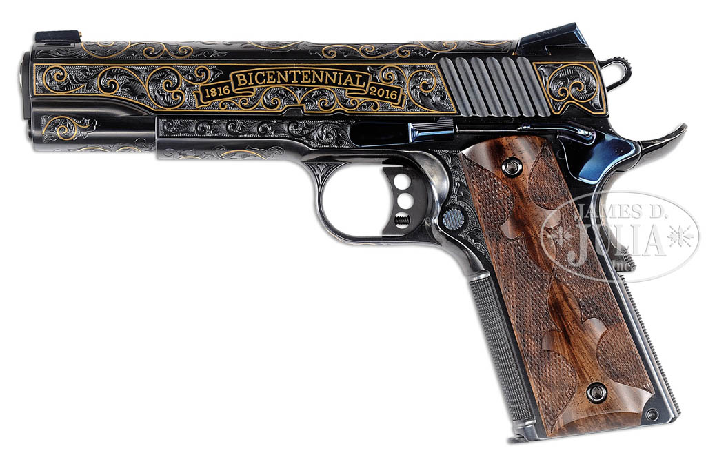 Remington To Sell Commemorative Guns Farm And Dairy