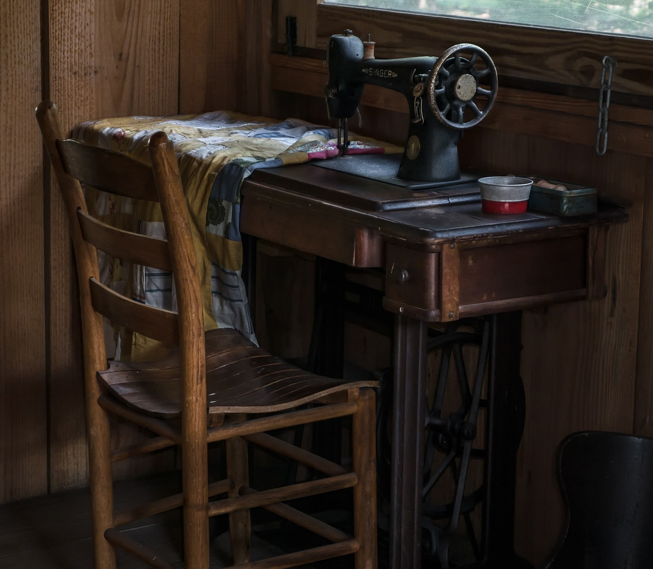 The 1800s Progression Of Mechanical Sewing Farm And Dairy