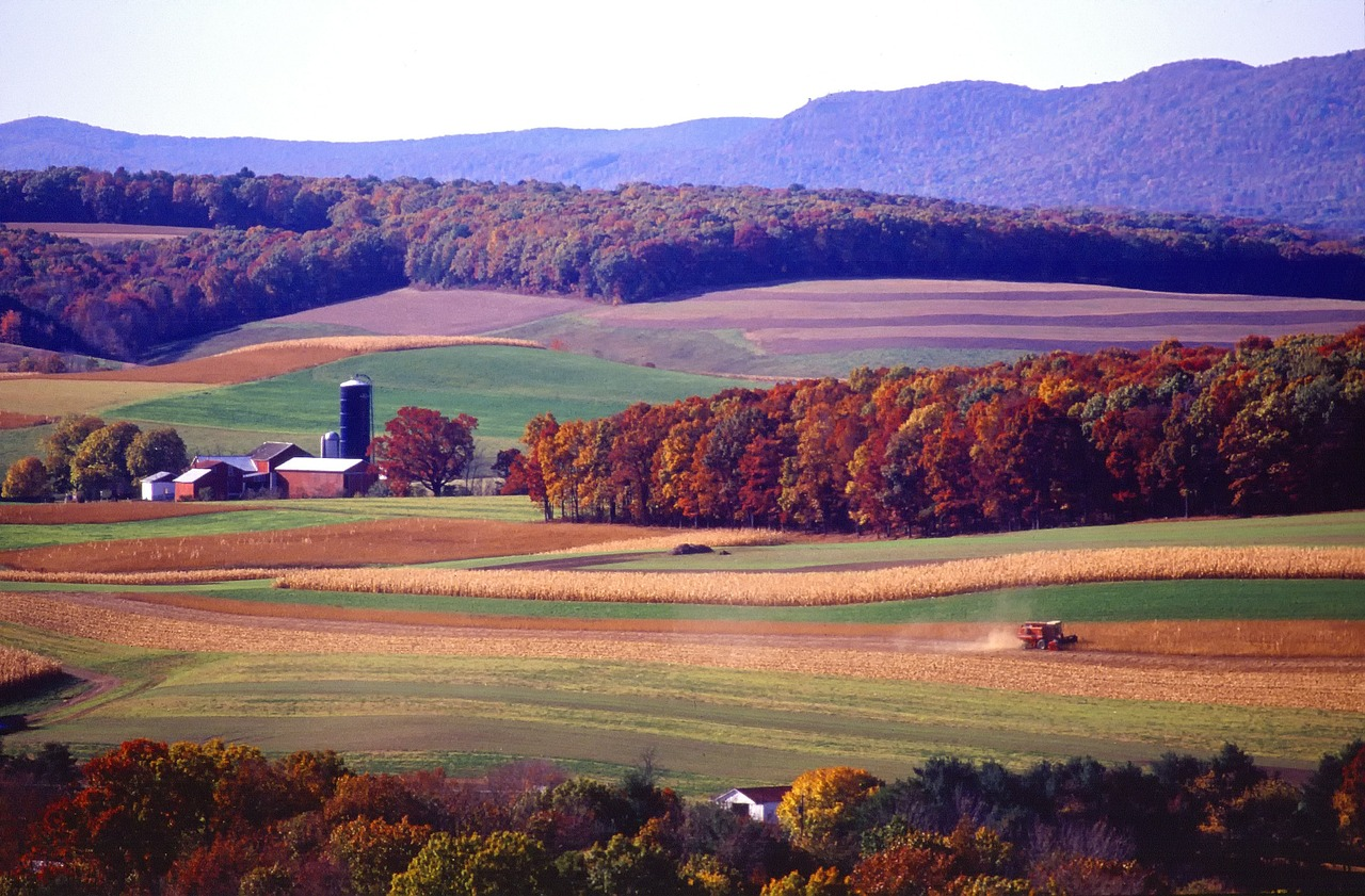 Pa Protects 2303 Acres Of Farmland