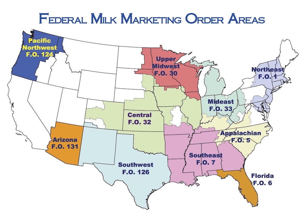 Auctions In Ohio >> What is the Federal Milk Marketing Order? - Farm and Dairy