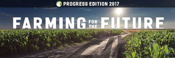 Progress 2016 - Advancing Ag