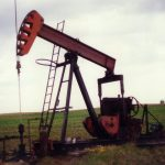 deep well drilling rig