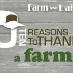 10 reasons to thank a farmer
