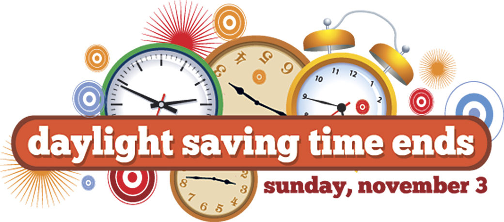 Being energy efficient when Daylight Saving Time ends ...