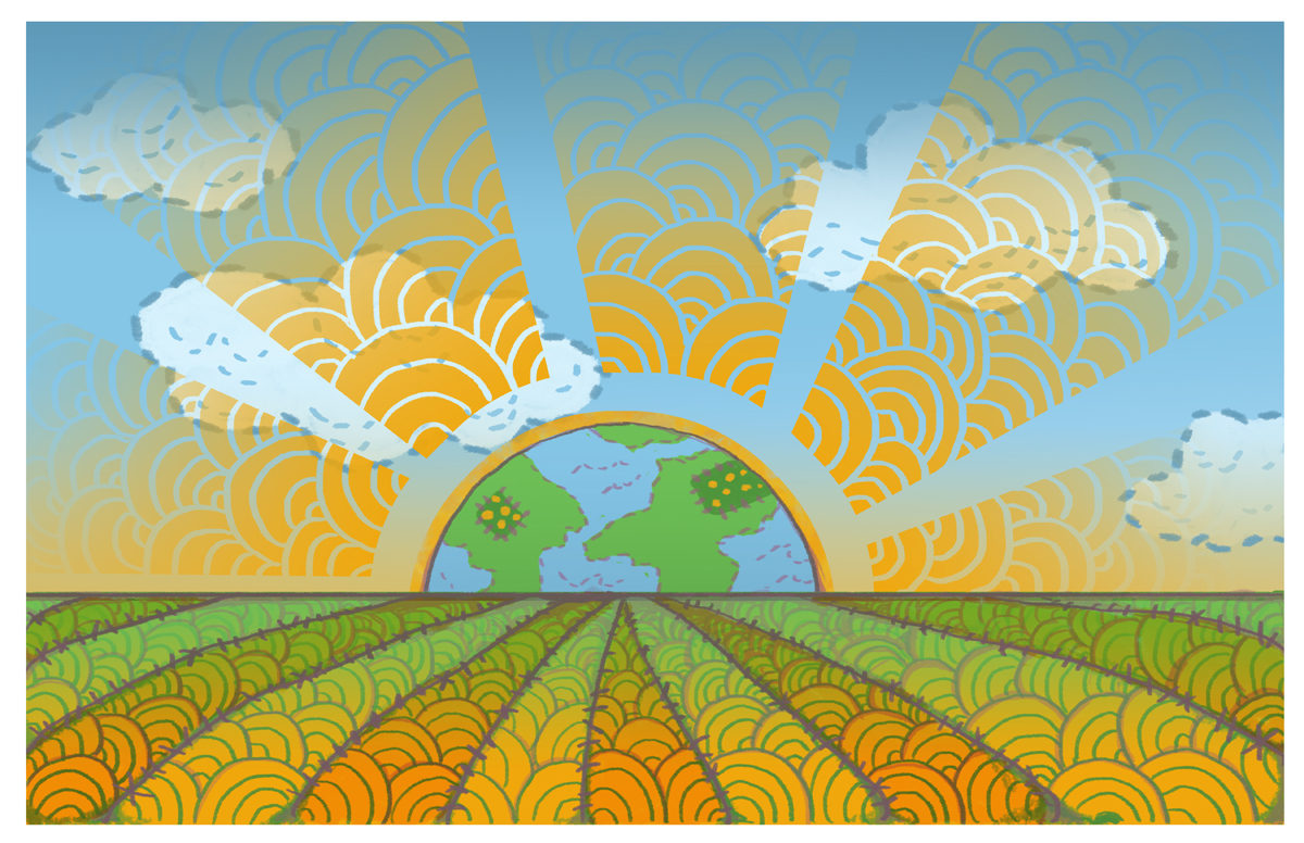 National Ag Day poster art contest winner - Farm and Dairy