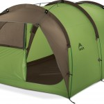 barn tent from REI