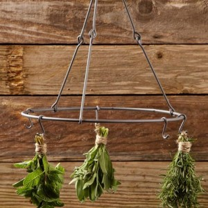 herb drying rack from Williams-Sonoma