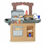 Little Tikes BBQ set