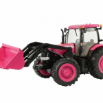 Case IH 1:16 scale tractor