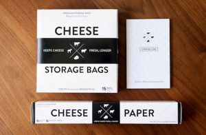 cheese storage kit