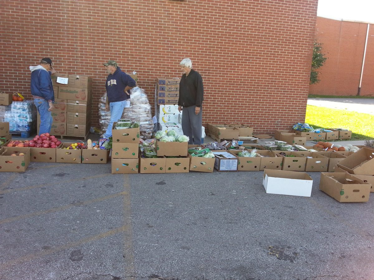 Richland Food Pantry