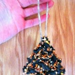 seed cake ornament