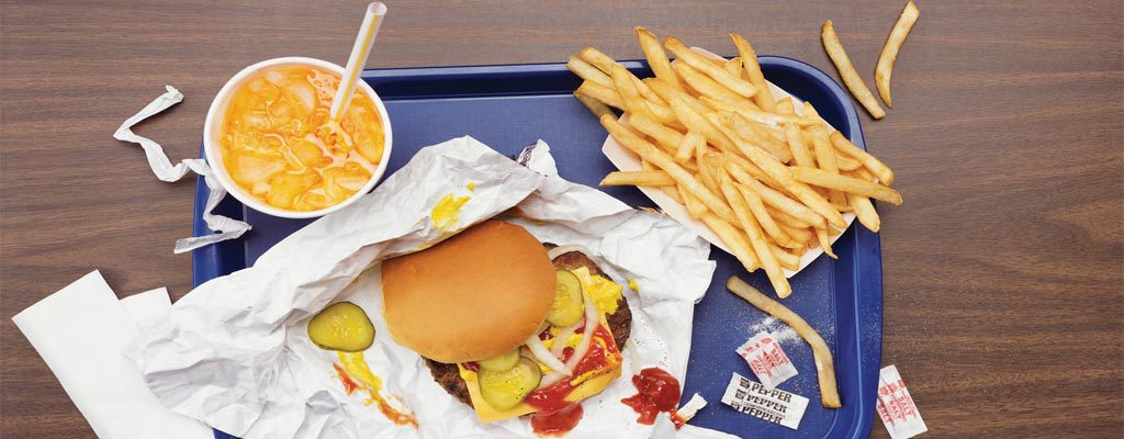 a syudy on fast food There are a range of factors that scientists and food manufacturers use to make  junk food more addictive but there is good news.