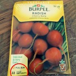 Seed packet maturity