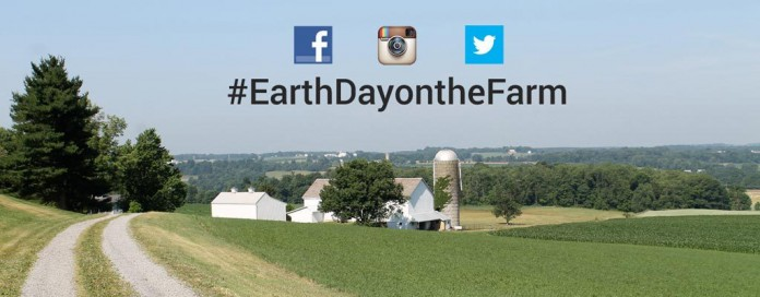 Earth Day on the farm