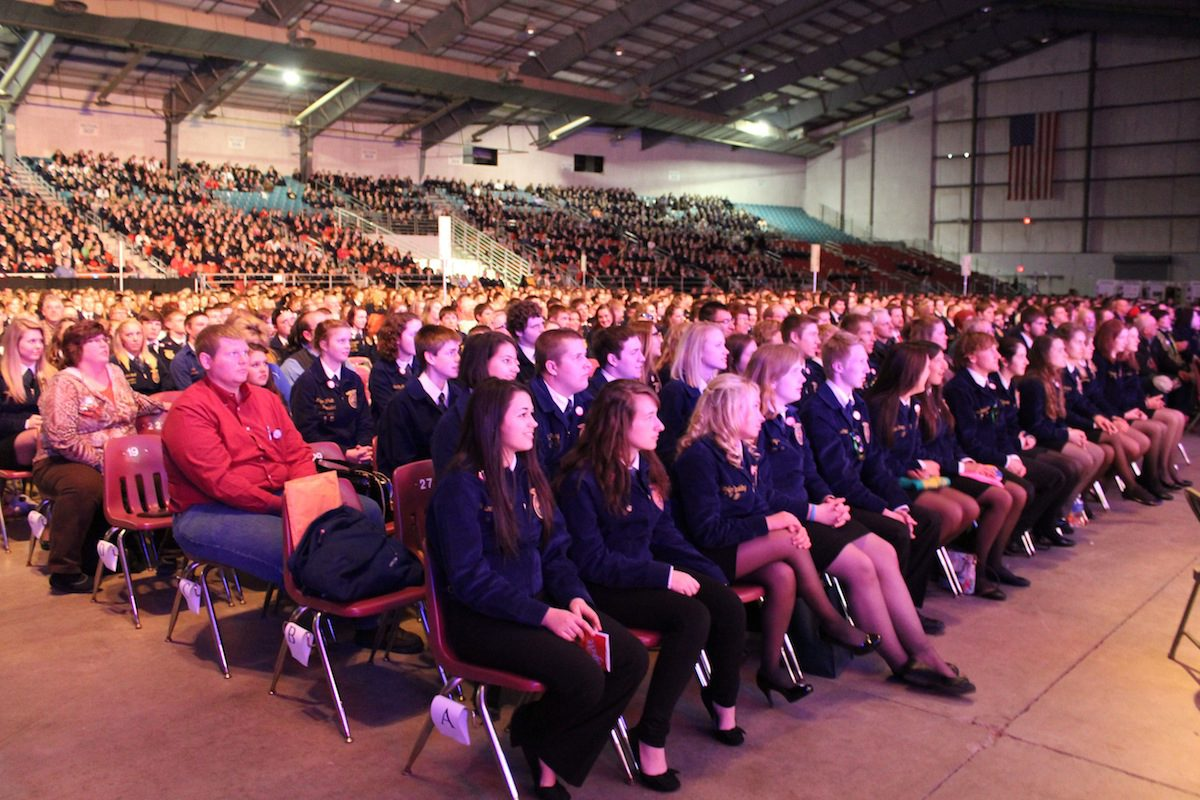 Ohio Ffa Convention Begins Today Farm And Dairy