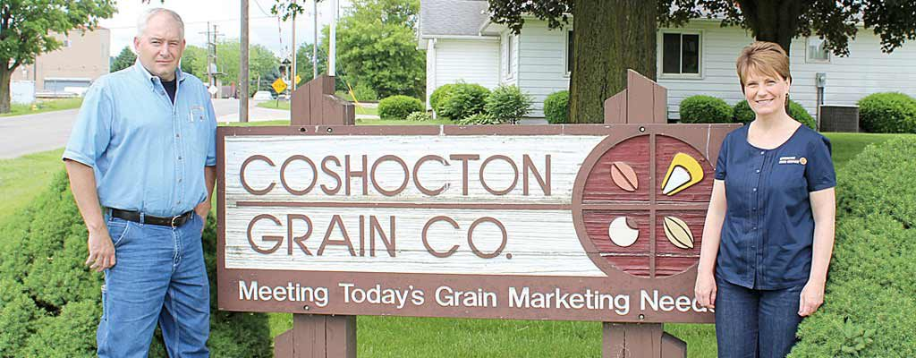Coshocton Grain Co. Superintendent and CEO