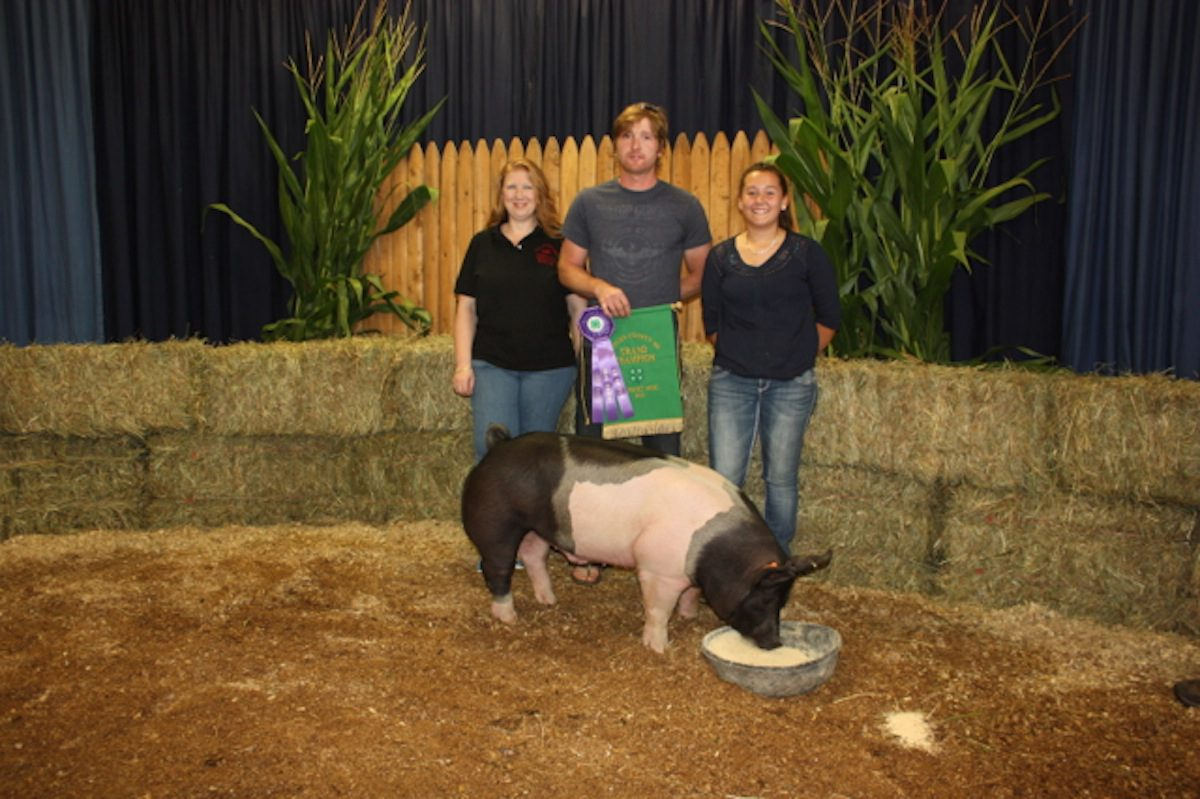 2015 Mercer County (Pa.) 4-H Roundup