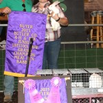 Butler grand champion rabbits