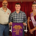Lawrence Co. grand champion steer carcass