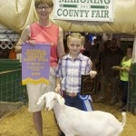 Canfield rs ch dairy goat