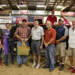 Grand champion cheese project