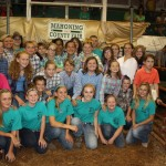 Canfield Fair poultry projects