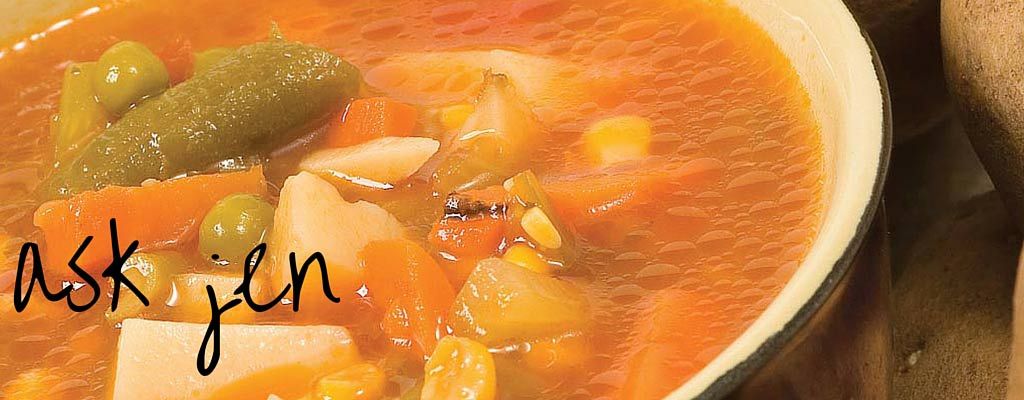 stew with vegetables