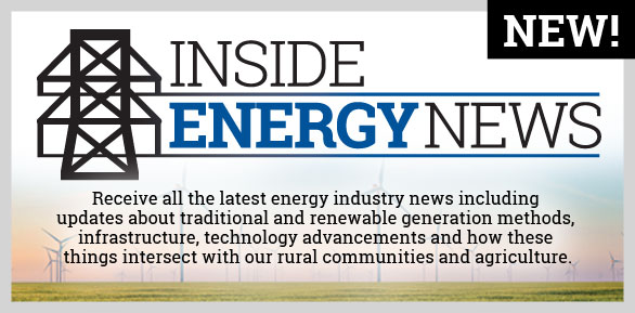 Inside Energy News banner