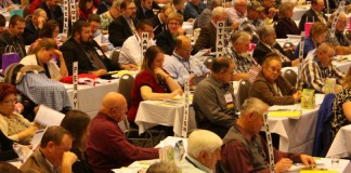 Ohio Farm Bureau Federation delegates 2015