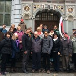 Witmer tour group
