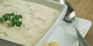 potato chowder