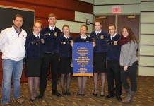Waterford FFA Parliamentary Procedure Team