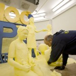PA Farm Show Butter Sculpture