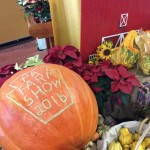 2016 Pa. Farm Show pumpkin display