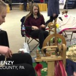 Sheep to Shawl Competition at the 2016 Pennsylvania Farm Show
