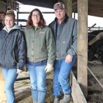 Rauch family of Rauclif Farms