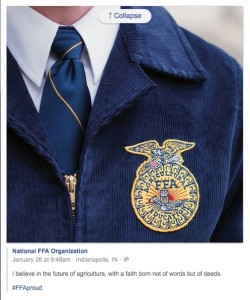 National FFA Facebook