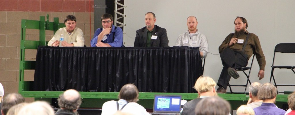 Grazing Conference Panel