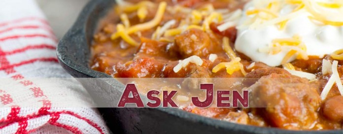 Chili with Ask Jen text