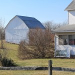 Richey house and barn