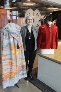 Mary Roediger wool sewing projects