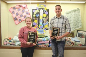 Firelands FFA Crochet Tuggle and Anadell