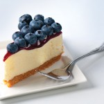 blueberrry cheesecake