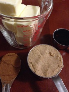 maple butter ingredients