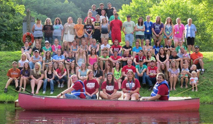 Canter's Cave 4-H Camp teen camp