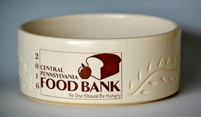 Central Pa. Food Bank bowl